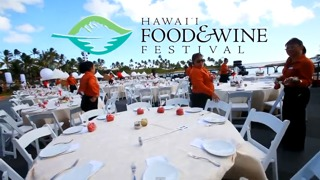 Hawaii Food & Wine Festival Finale at Ko Olina 2013